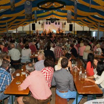 50-jähriges Gründungsfest, Samstag