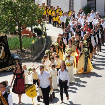 50-jähriges Gründungsfest, Sonntag